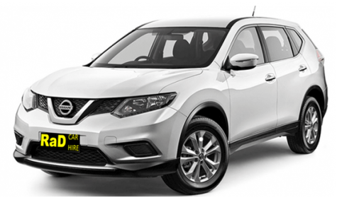 Full Size SUV - Automatic 4 Door Nissan XTrail or similar