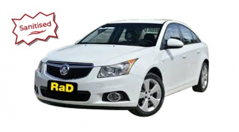 Holden Cruze 4 door Sedan 1800cc - Automatic
