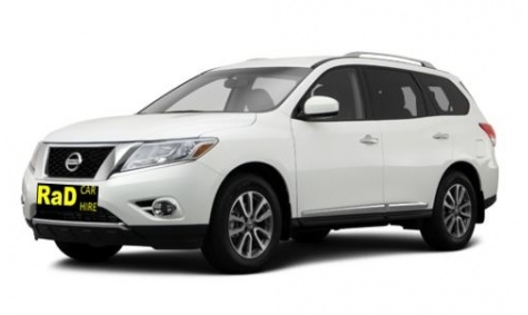 Full Size SUV - Automatic 4 Door Nissan Pathfinder 7 Seat or Similar